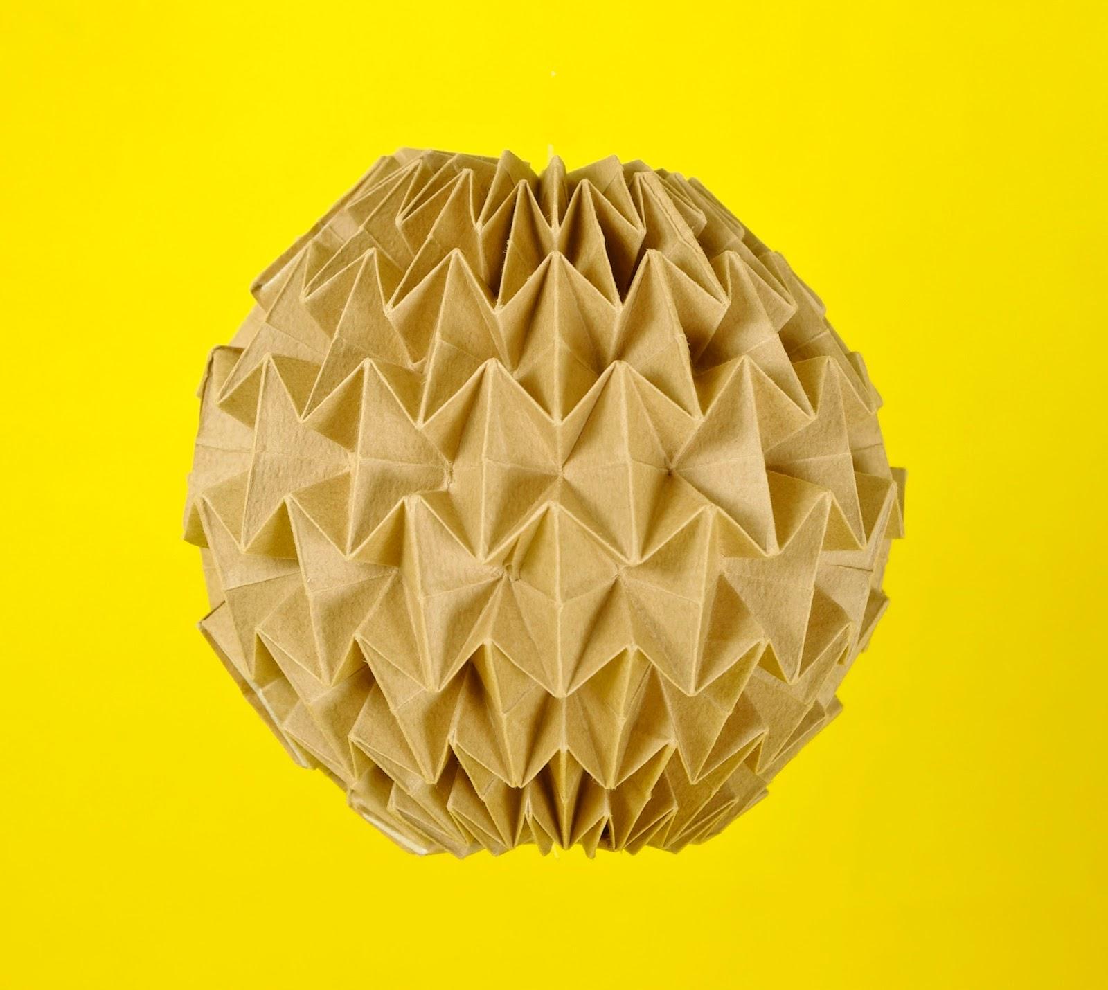 Magic Ball Aka Dragons Egg From Video Tutorial By Jo Nakashima