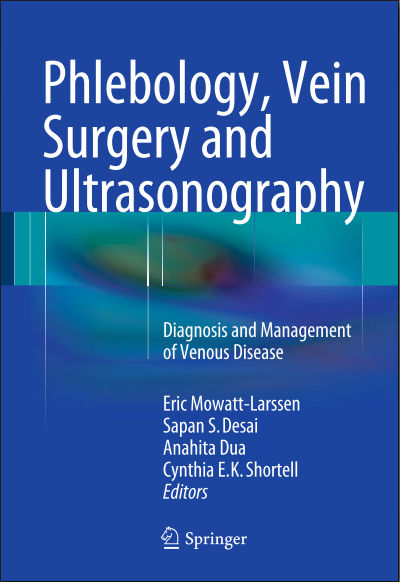 Phlebology, Vein Surgery and Ultrasonography (2014)