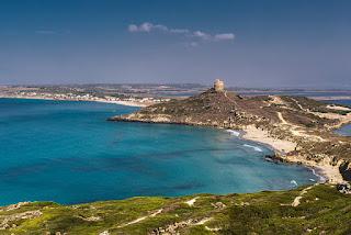 Sardinia Tharros Beach