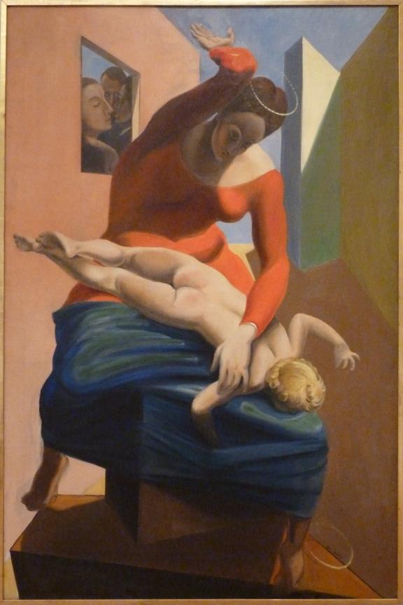 Virgen azotaina