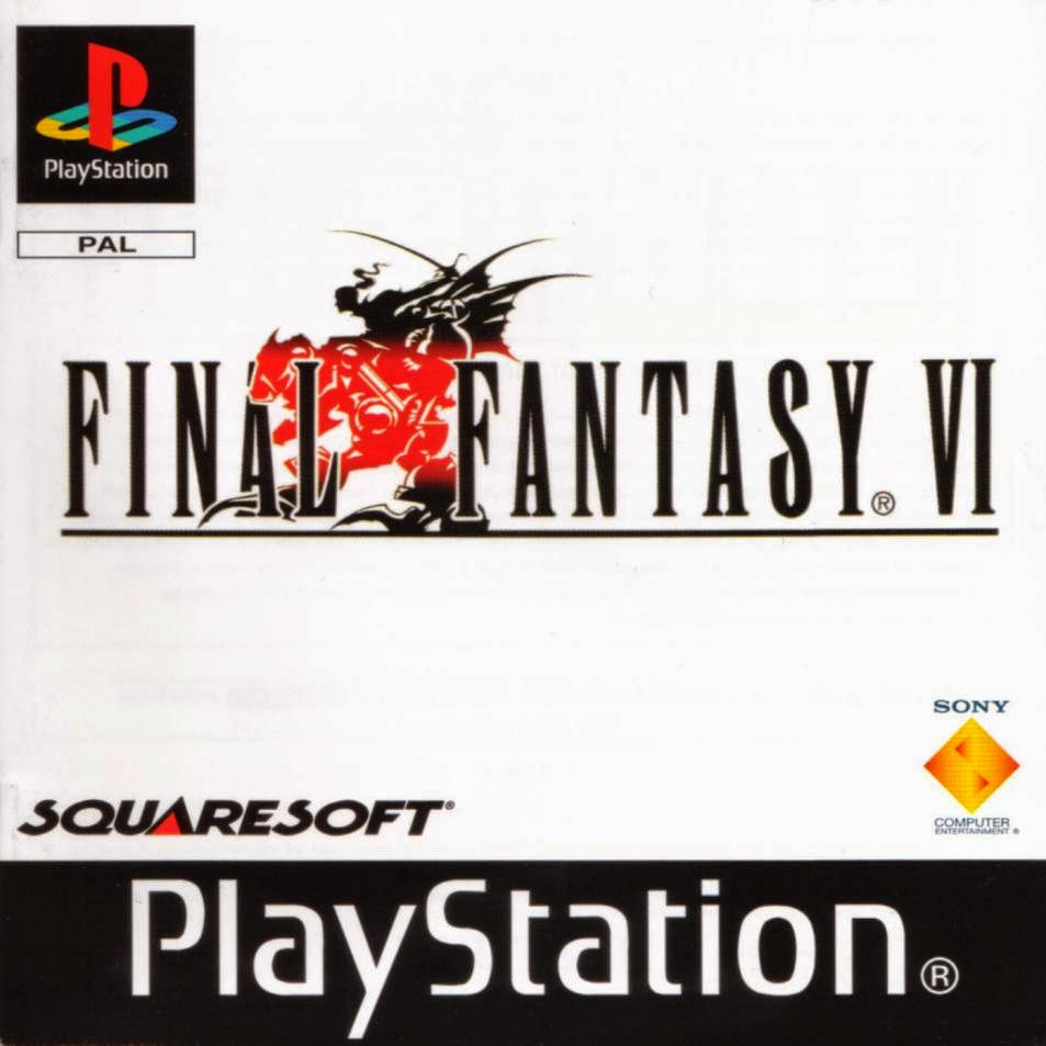 Final Fantasy VI - PS1 - ISOs Download