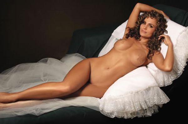 Aura cristina geithner naked