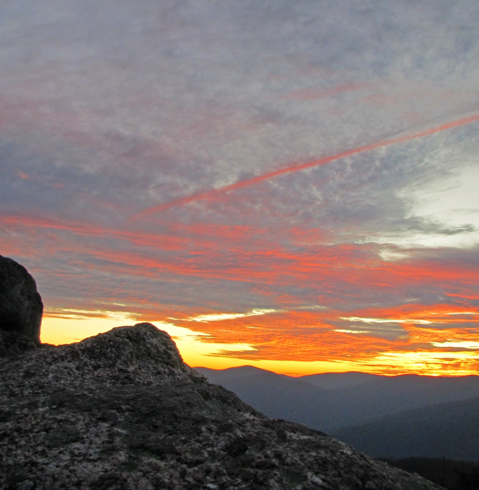 Old Rag Mountain Closed: Old Rag Mountain Hikes/Patrols By RSL: Dec 3&4 Old Rag
