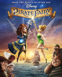 The Pirate Fairy (Campanilla Hadas y piratas) (2014) Online
