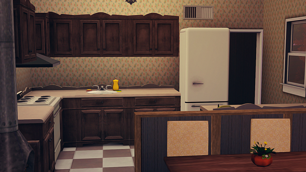 My Sims 3 Blog Mobile Home Wallpaper And Patterns By