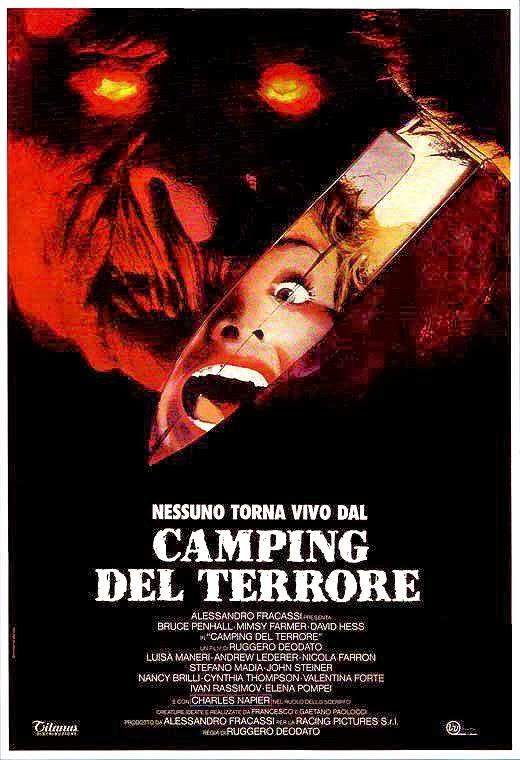Criatura diabólica (Camping del terror) (1987)