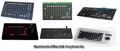 Illuminated Keyboards