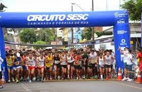 Corrida SESC FOZ - 06/04/2014