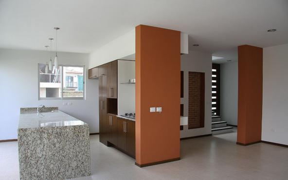 Fotos de comedores cocinas modernas for Muebles de comedor diario