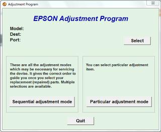 adjustment program