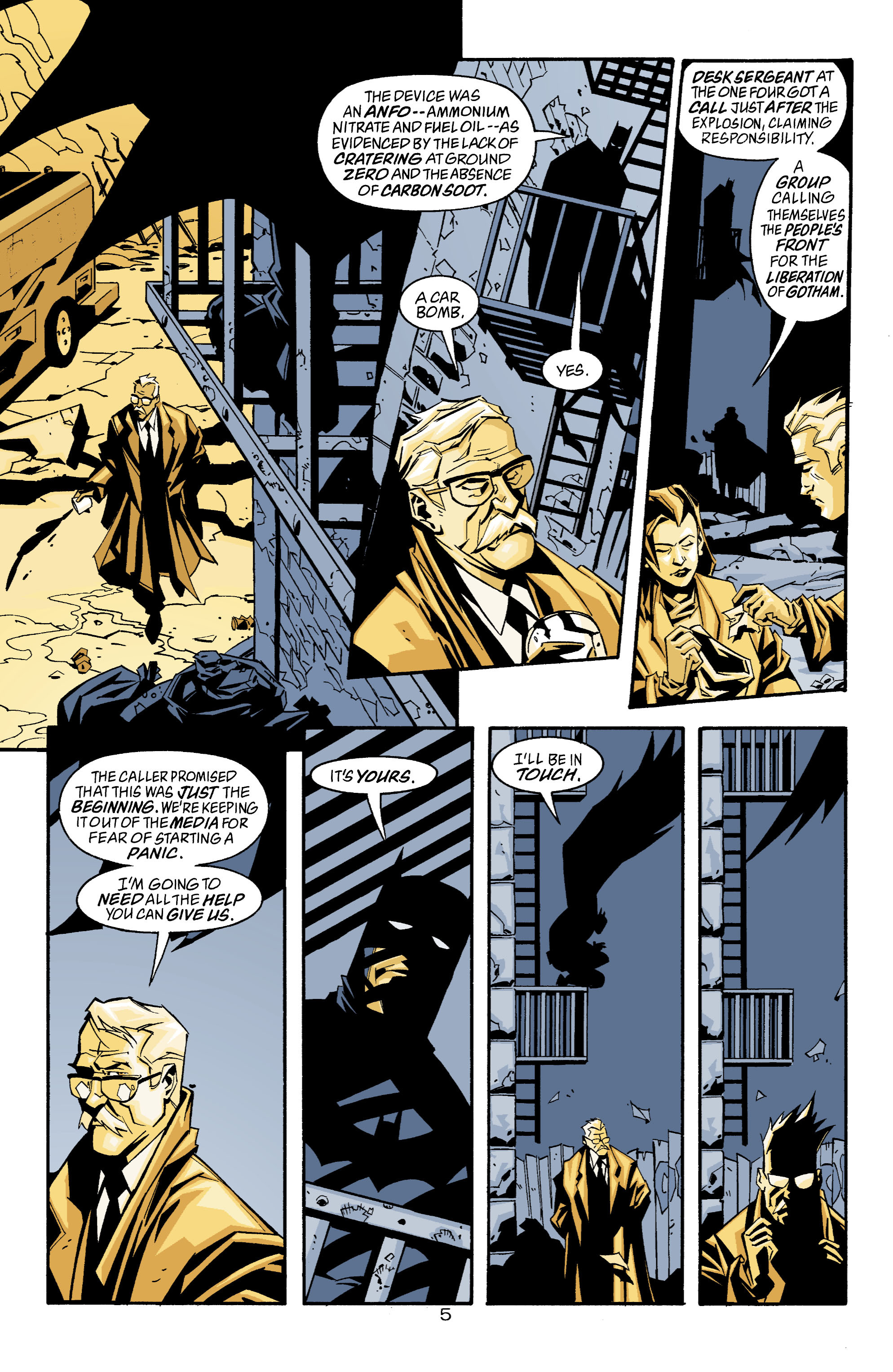 Detective Comics (1937) Issue #748 Page 5