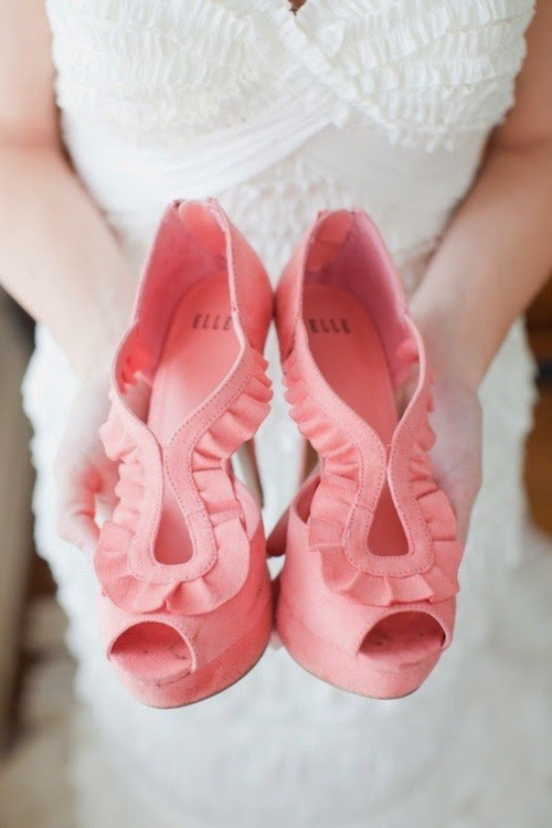 Zapatos de novias exclusivos