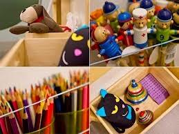 Atividades para Educação Infantil-Construção de uma biblioteca com e para crianças menores de 3 anos