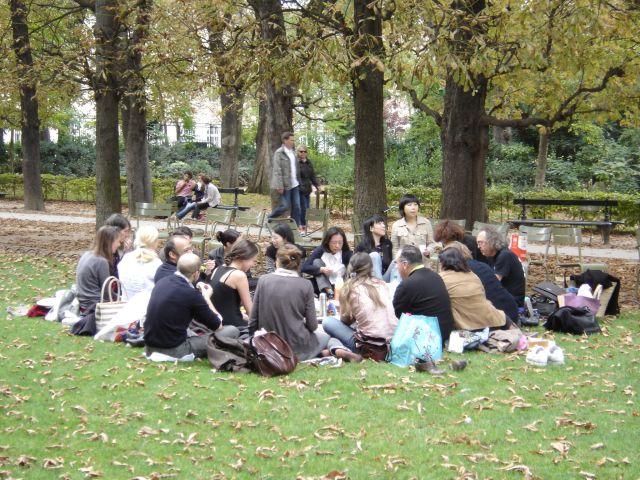 M sologiques au jardin du luxembourg for Au jardin du luxembourg