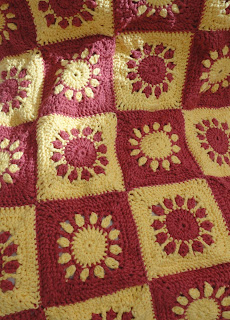 Crochet Day but really do we hookers need a reason to crochet Mother S 2 One Day Crochet Afghan Pattern