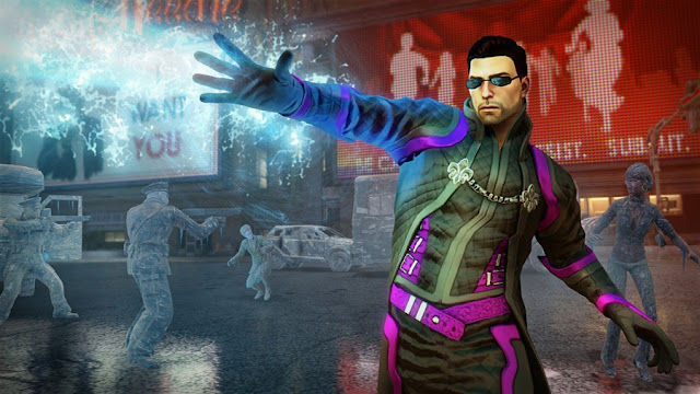 Saints Row 4 Free Download Photo