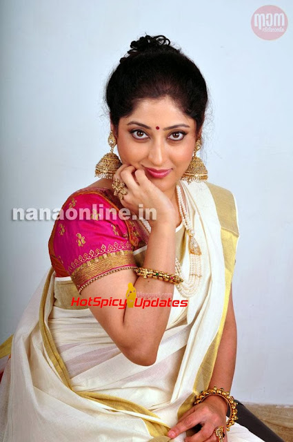 Lakshmi Gopalaswamy Latest Hot Cute PhotoShoot for Nana Magazine