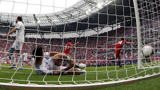 Gol de República Checa