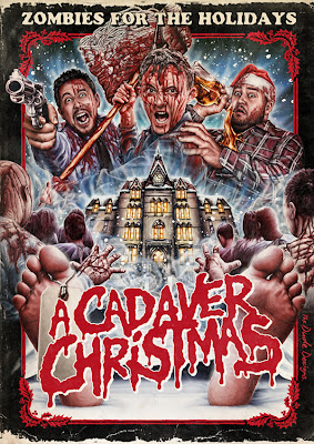A Cadaver Christmas: Zombie movie natalizio in stile Rodriguez