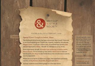 Markup & Style Society