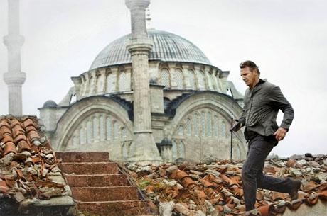 Liam Neeson en Venganza 2(Taken 2) : Conexión Estambul