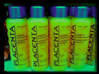 Efficacy Placenta for Health Hair