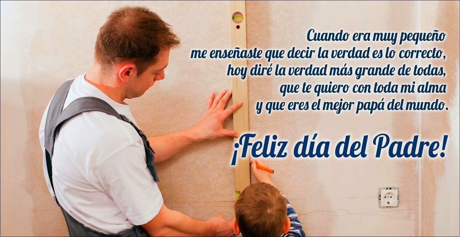 Frases Para El Día Del Padre: Cuando Era Muy Pequeño
