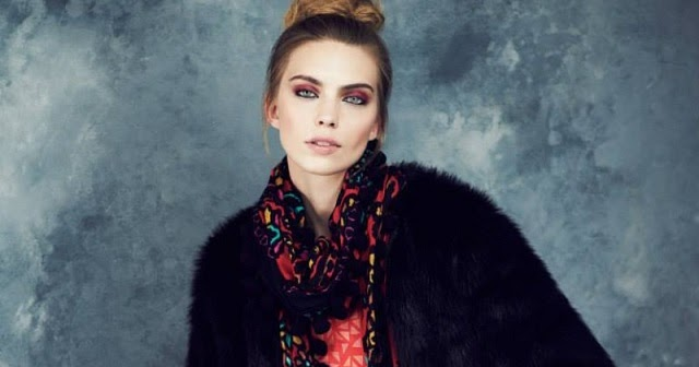 Marks and Spencer Women's Fall/Winter 2013 Lookbook