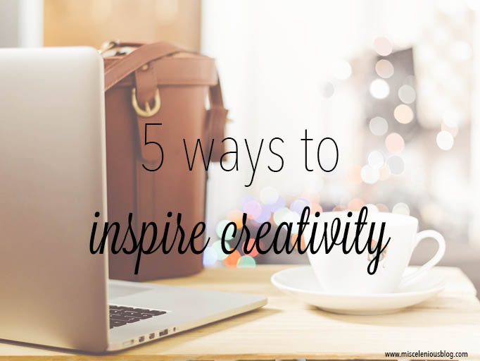 Tips to think differently when you're feeling uninspired.