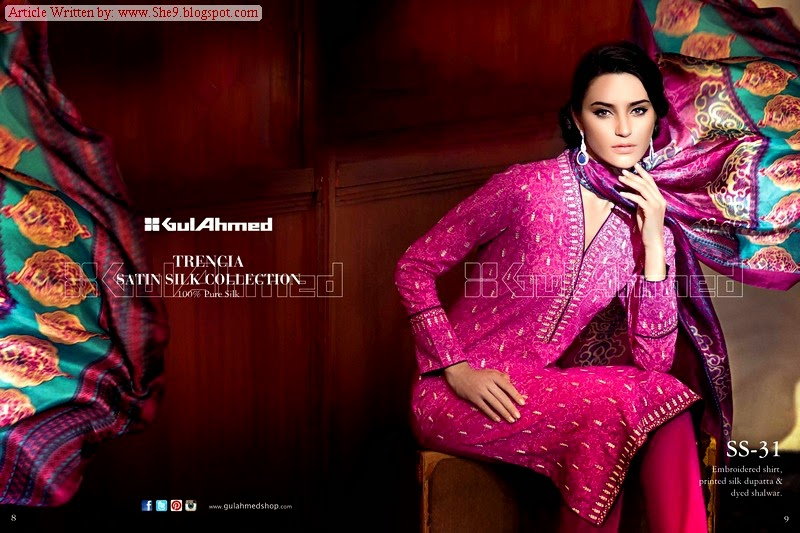Gul Ahmed Trencia Satin Silk from Mid-Summer-14