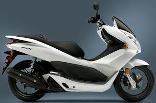 2011 Honda PCX 125 color