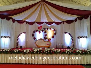 Christian Wedding Decoration Thrissur