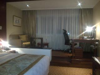 executive room hotel borobudur