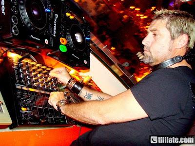 kike jaen disjockey NOD. Festival electronica itinerante Discoteca Spook Club