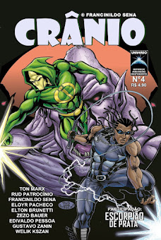 CRÂNIO N°4 (Universo Editora)