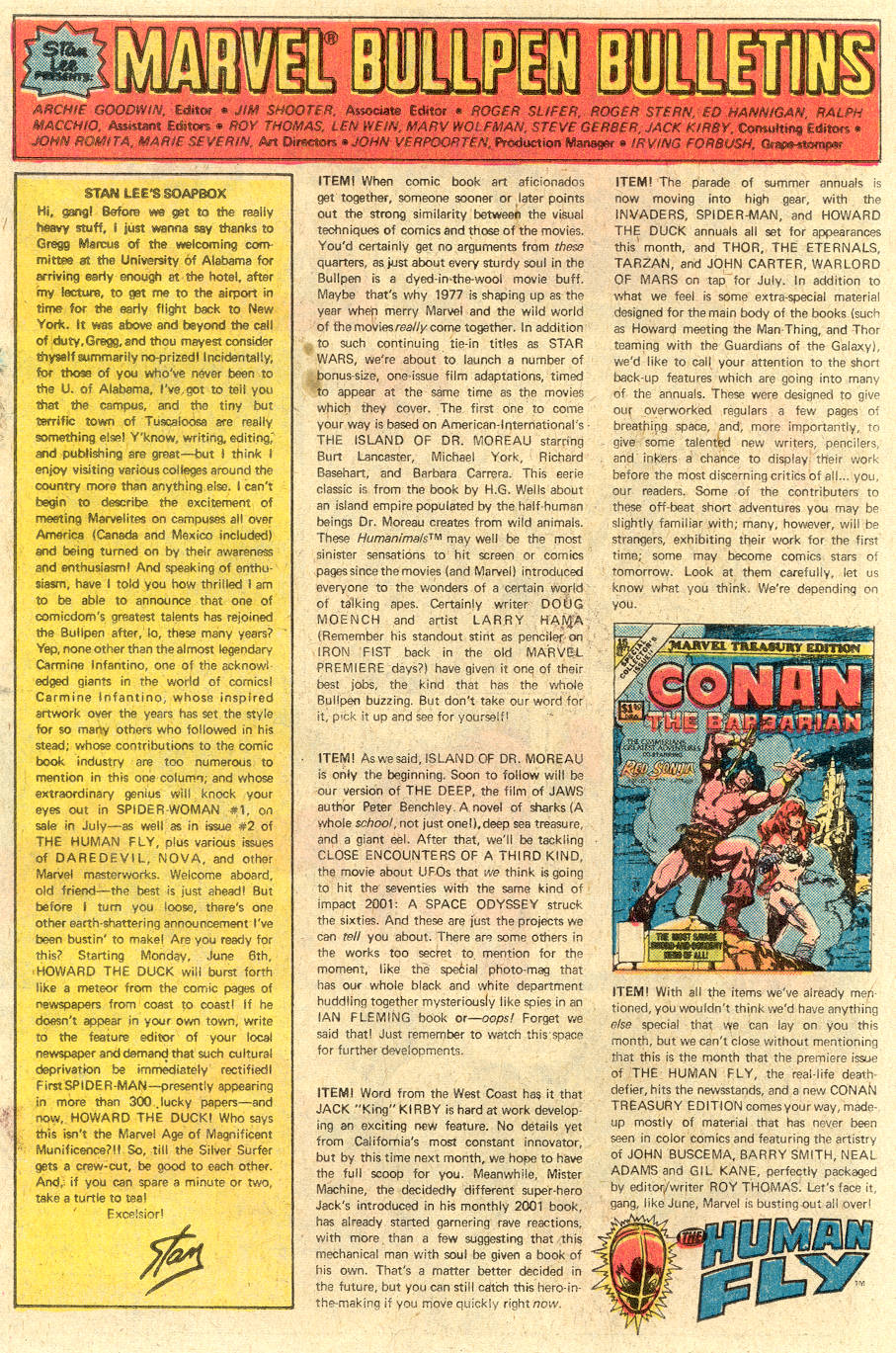 Conan the Barbarian (1970) Issue #78 #90 - English 19