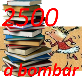 "MEGA Passatempo ""2500 a Bombar"""