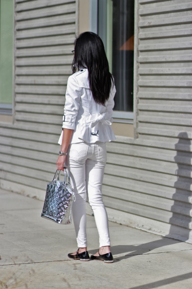 all white outfit fall trends 2013