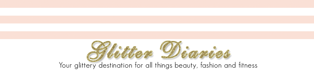 Glitter Diaries  |  Makeup Tutorials, Makeup Reviews, Fashion, Fitness, Makeup and Fashion Tips