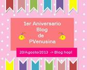 Aniversario 1 del blog de PVenusina