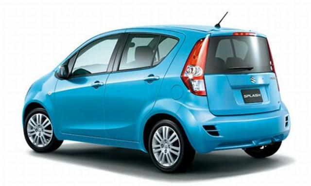 spesifikasi Dan Harga Mobil Suzuki Splash
