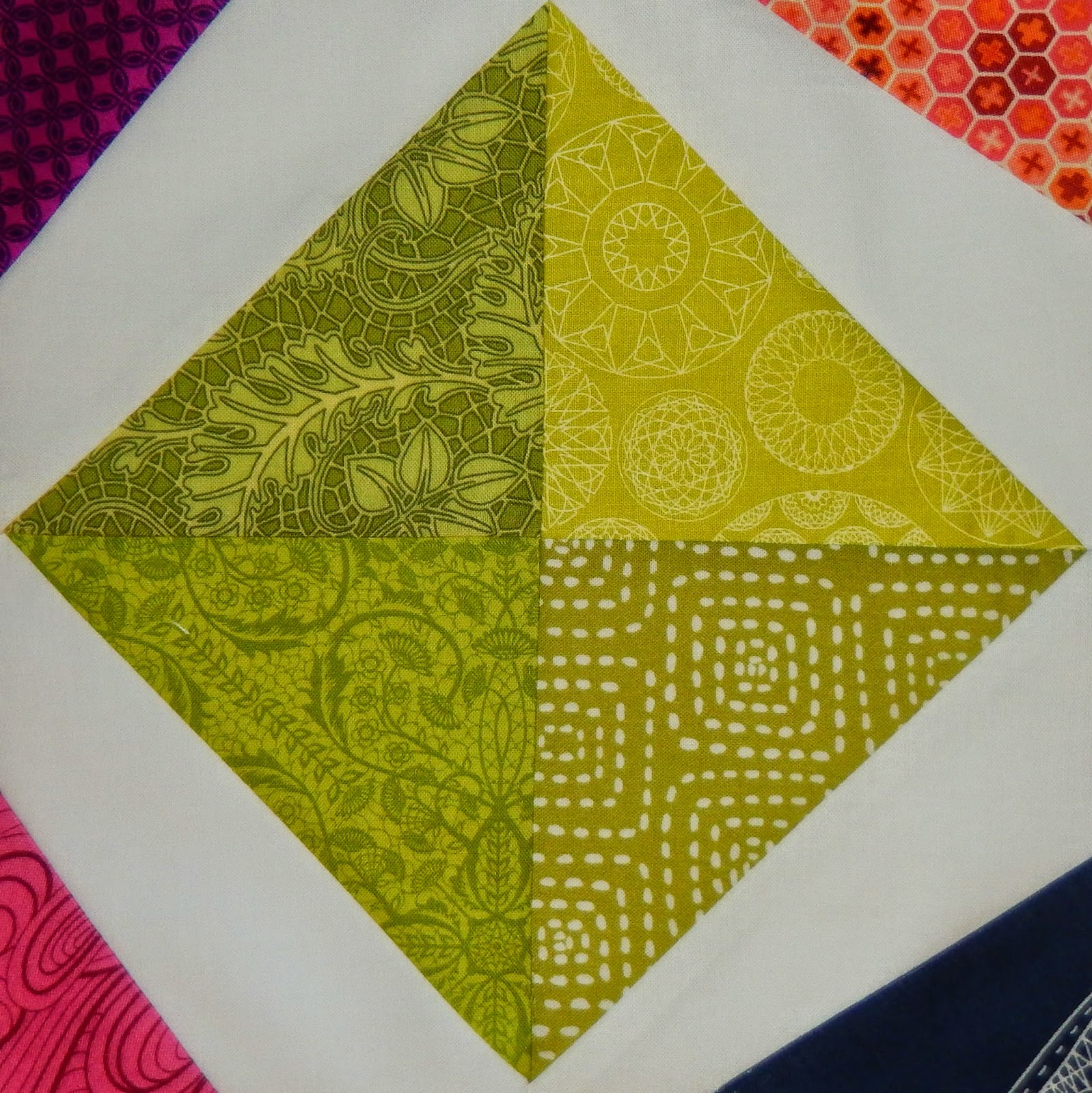 Hope Circle of Do. Good Stitches November @ Quilting Mod