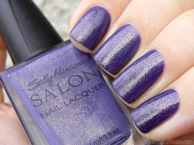 Sally Hansen Salon Nail Lacquer in Arabian Night