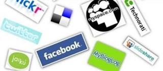 redes sociais começam a cansar - facebook e twitter