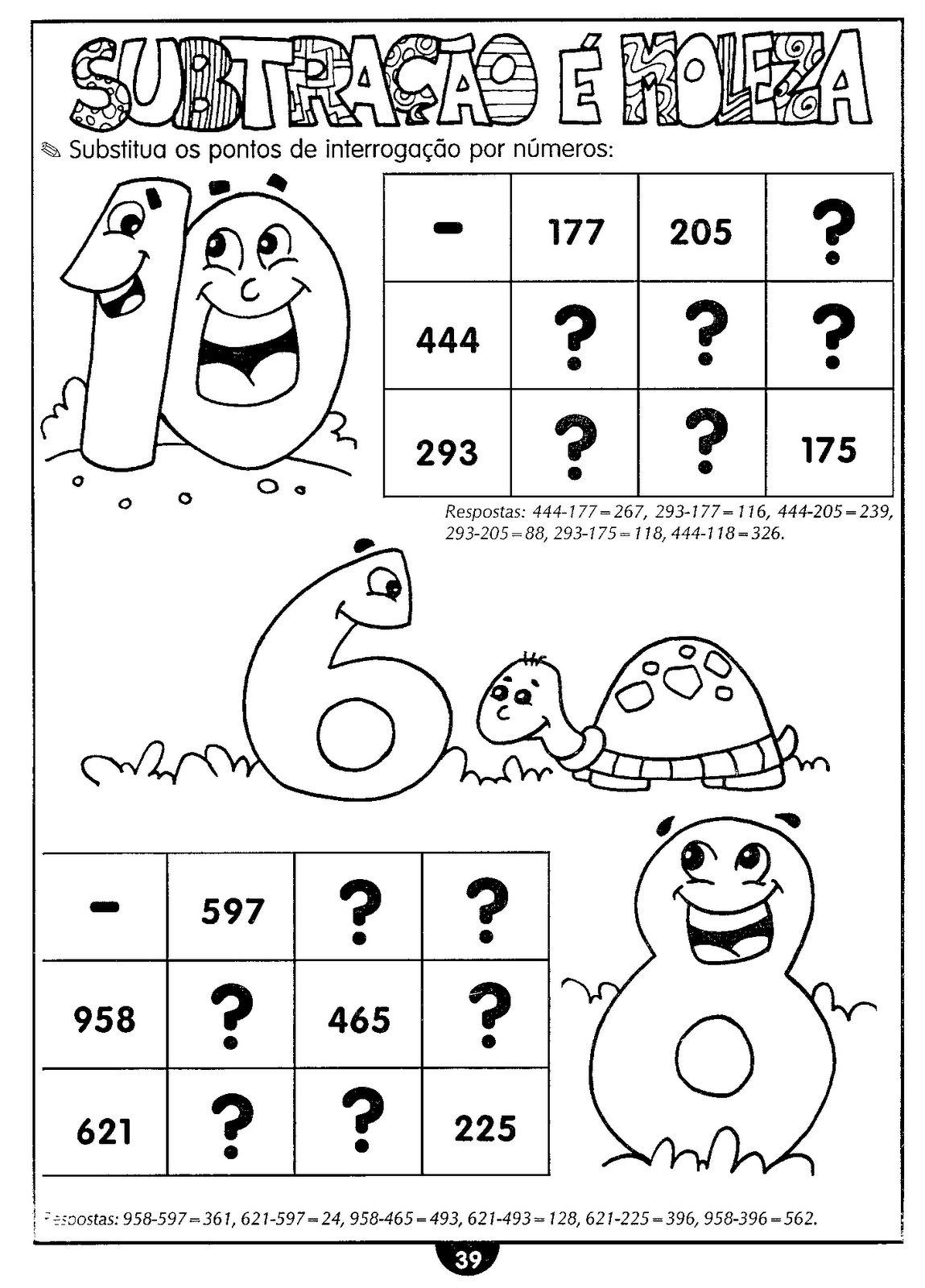 Matematica 2  3  4  5 Ano Atividades Exercicios  112