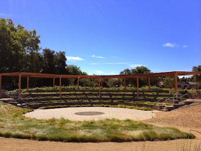 Outdoor classroom at soil born farms blogher for Soil born farms