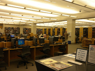 Allen County Public Library genealogical center