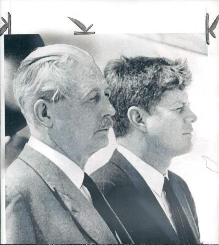 JFK AND HAROLD MCMILLAN