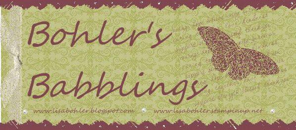 Bohler's Babblings