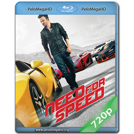 NEED FOR SPEED (2014) 720P HD MKV ESPAÑOL LATINO